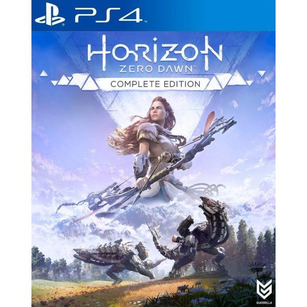 Horizon: Zero Dawn [Complete Edition] (English & Chinese Subs)