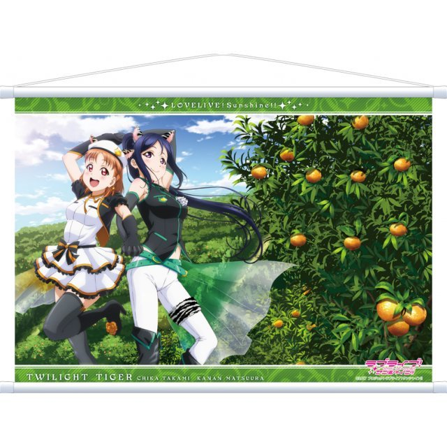 Love Live! Sunshine!! Wall Scroll: Twilight Tiger