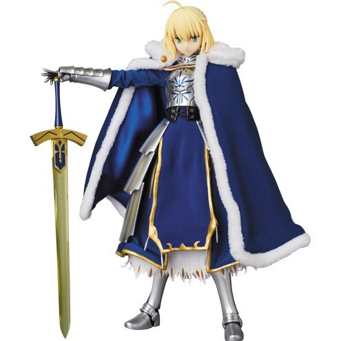 Real Action Heroes Genesis No. 777 Fate/Grand Order 1/6 Scale Pre-Painted Figure: Saber / Altria Pendragon Ver. 1.5