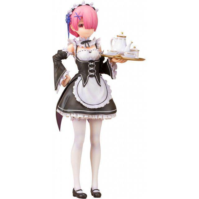 Re:Zero kara Hajimeru Isekai Seikatsu 1/7 Scale Pre-Painted Figure: Ram