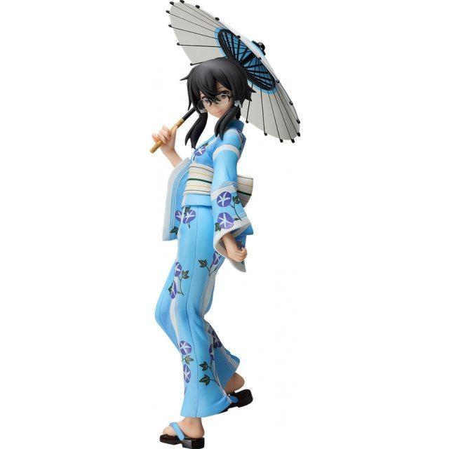 Sword Art Online The Movie -Ordinal Scale- 1/8 Scale Pre-Painted Figure: Shino Asada Yukata Ver.