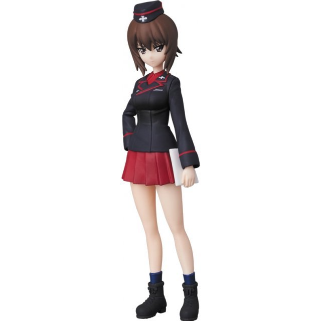 Ultra Detail Figure Girls und Panzer das Finale 1/16 Scale Pre-Painted Figure: Maho Nishizumi
