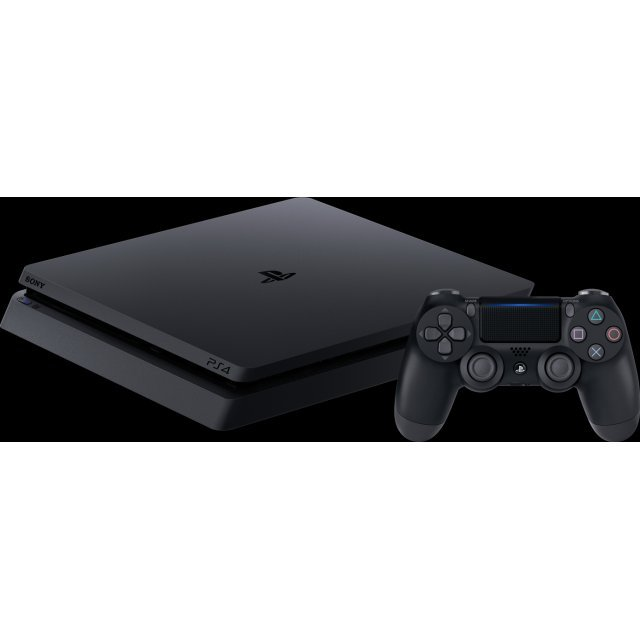PlayStation 4 1TB HDD (Jet Black)