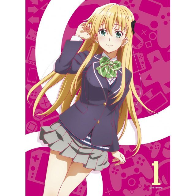 Gamers! Vol.1 [Blu-ray+CD Limited Edition]