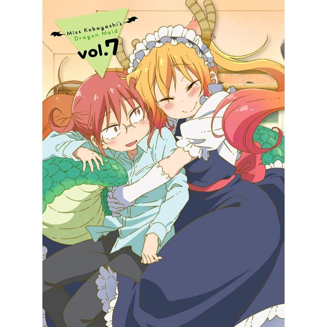 Miss Kobayashi's Dragon Maid Vol.7