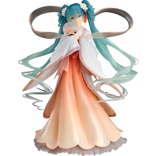 Character Vocal Series 01 Hatsune Miku 1/8 Scale Pre-Painted Figure: Hatsune Miku Harvest Moon Ver.