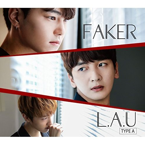 Faker [CD+DVD Limited Edition Type A]