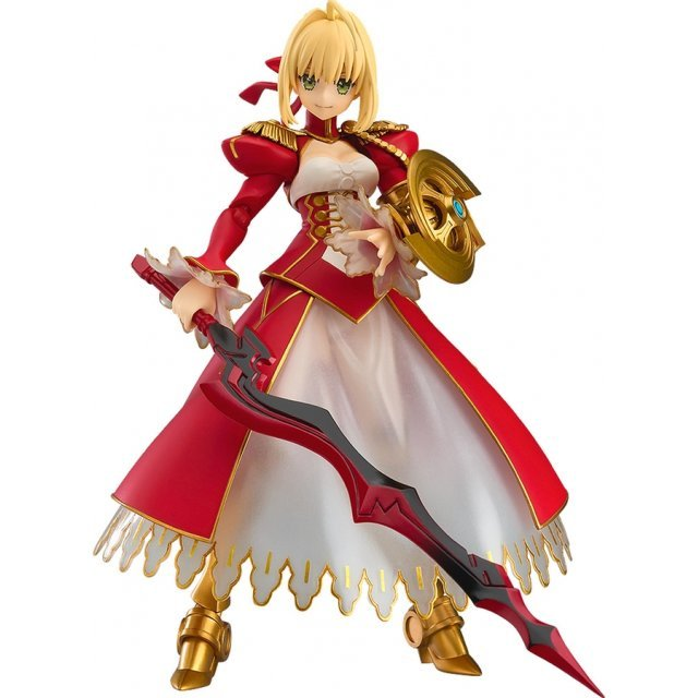 figma Fate/EXTELLA: Nero Claudius [Good Smile Company Online Shop Limited Ver.]