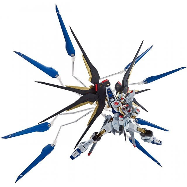 Metal Robot Spirits -Side MS- Mobile Suit Gundam Destiny: Strike Freedom Gundam