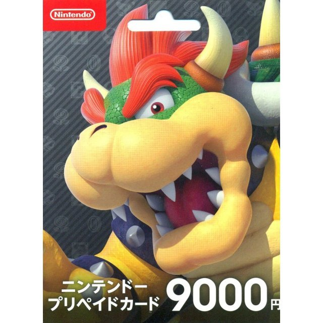 Nintendo eShop Card 9000 YEN | Japan Account