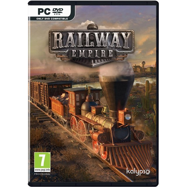 Railway Empire (DVD-ROM)
