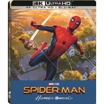 Spider-man Homecoming (4K UHD+2D) (2-Disc) (Steelbook)