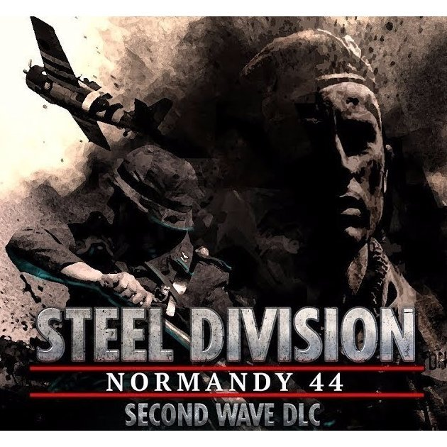 Steel Division: Normandy 44 - Second Wave [DLC] (Steam)