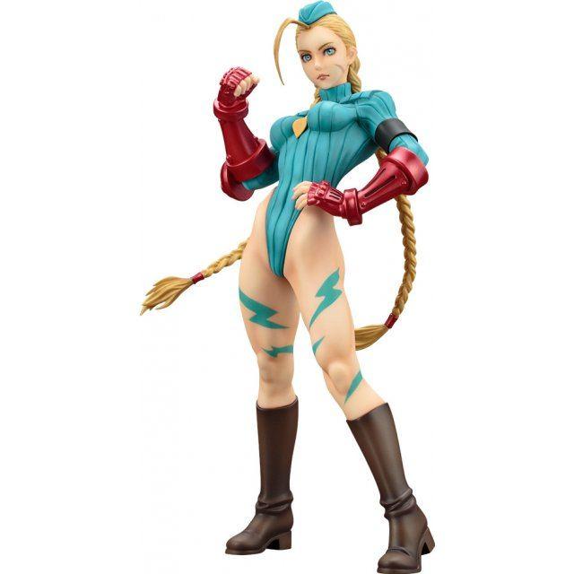 Street Fighter Bishoujo 1/7 Scale Pre-Painted PVC Figure: Cammy -Zero Costume-