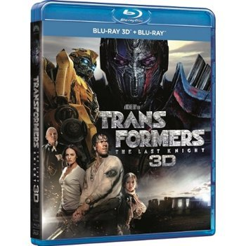 Transformers: The Last Knight (3D+2D) (2-Disc)