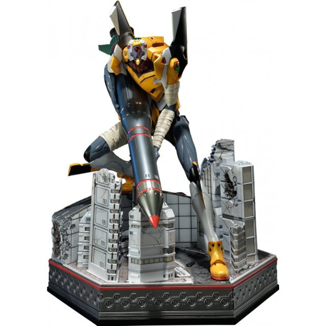 Ultimate Diorama Masterline Rebuild of Evangelion Statue: Regular Artificial Human Evangelion Prototype EVA-00 Kai