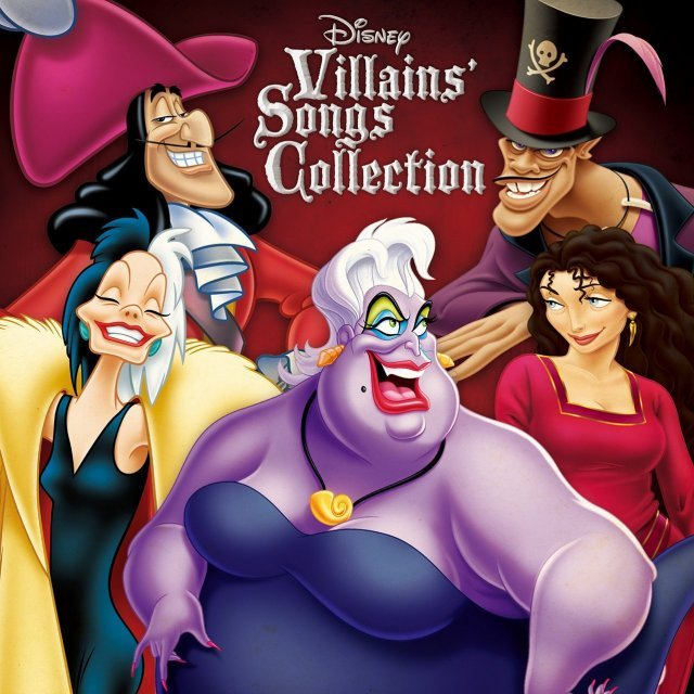 Greatest Villains Disney