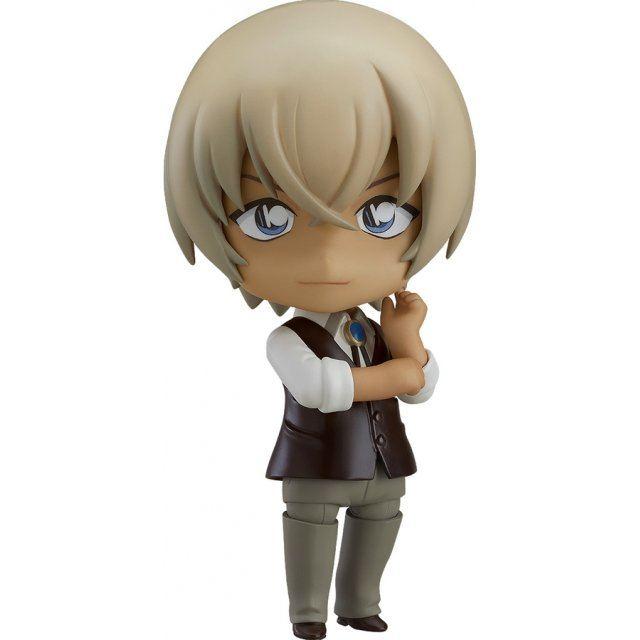 Nendoroid No. 834 Detective Conan: Tōru Amuro [Good Smile Company Online Shop Limited Ver.] (Re-run)