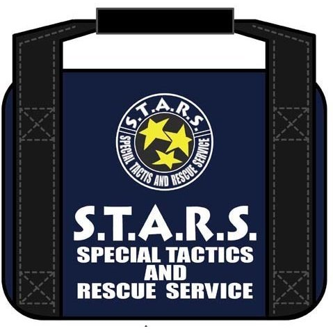 Resident Evil Patch Holder S.T.A.R.S.