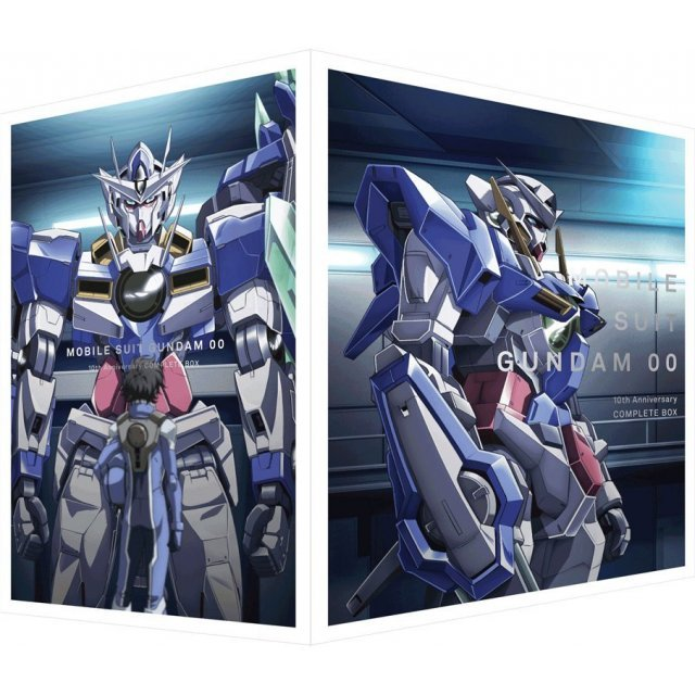 Mobile Suit Gundam 00 10th Anniversary Complete Box [Limited Edition]