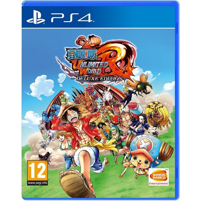 One Piece: Unlimited World Red [Deluxe Edition]