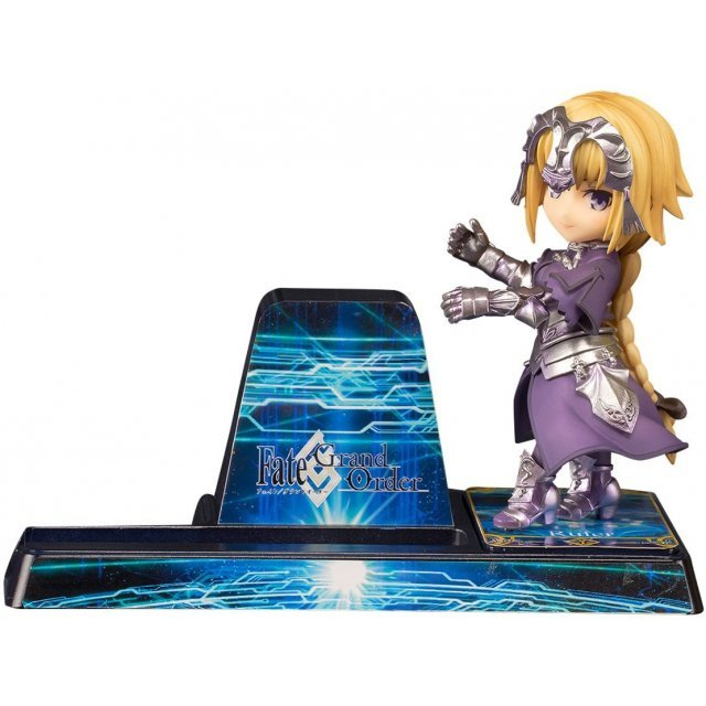 Smartphone Stand Bishoujo Character Collection No.16 Fate/Grand Order: Ruler/Jeanne d'Arc