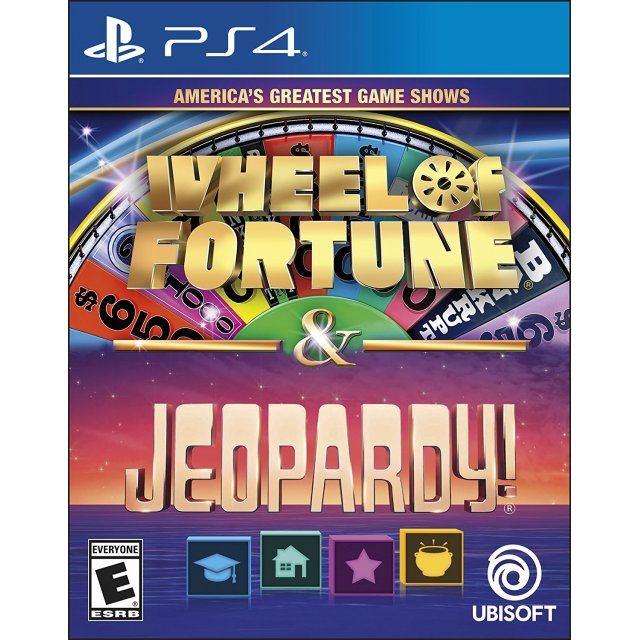Wheel of Fortune & Jeopardy!