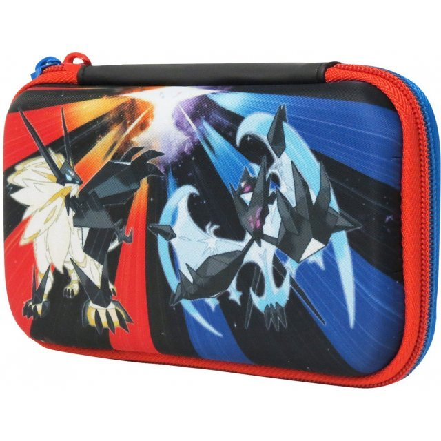 Pokemon Ultra Sun/Ultra Moon Hard Pouch for New Nintendo 2DS LL