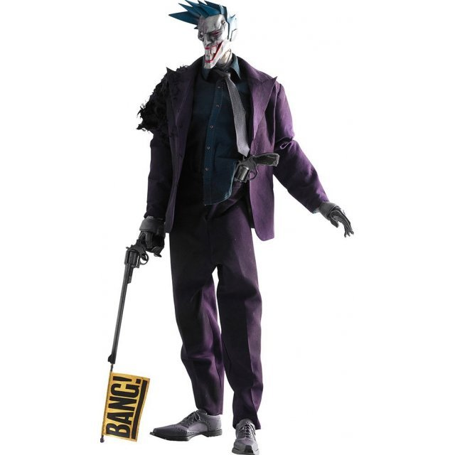 DC Comics / Steel Age 1/6 Scale Action Figure: The Joker
