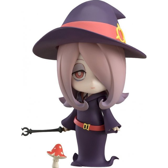 Nendoroid No. 835 Little Witch Academia: Sucy Manbavaran (Re-run)