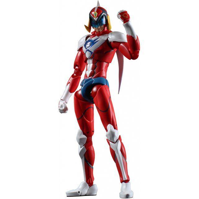 Tatsunoko Heroes Infini-T Force: Hurricane Polymar Fighting Gear Ver.