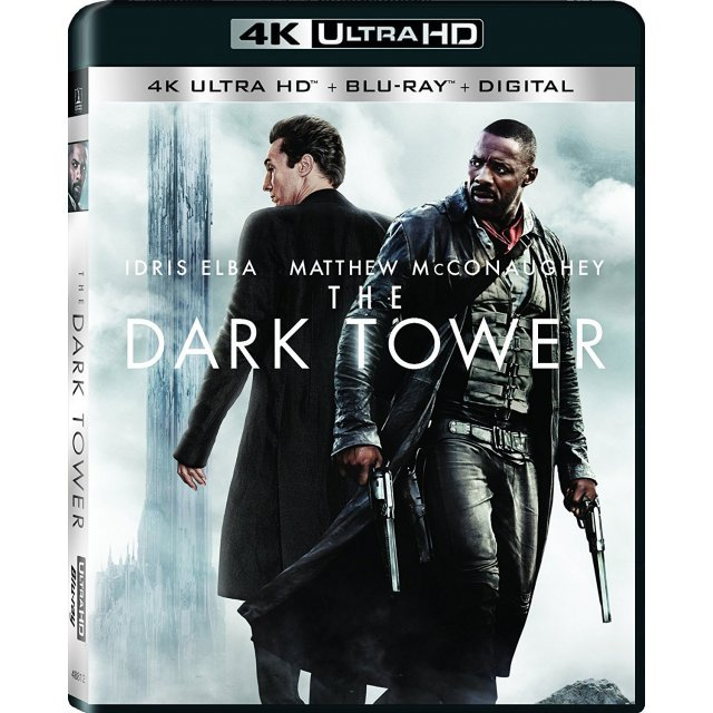 The Dark Tower [4K Ultra HD Blu-ray]