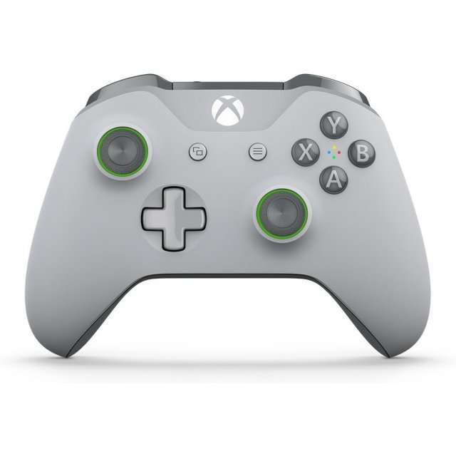 Xbox Wireless Controller (Gray x Green)