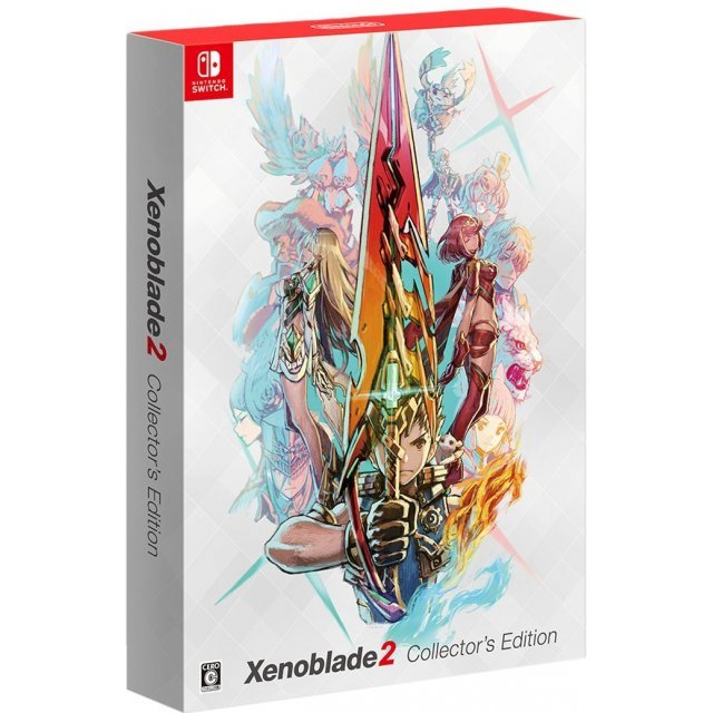 Xenoblade 2 [Limited Edition] (Chinese Subs)