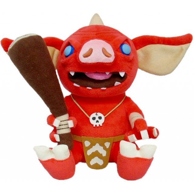 The Legend of Zelda Breath of the Wild Plush: Bokoblin (S) (Re-run)
