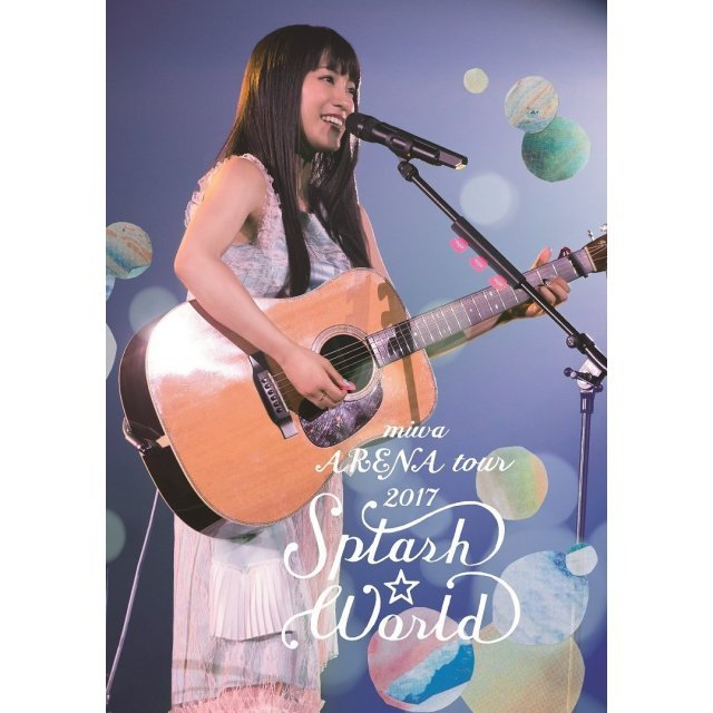 Miwa Arena Tour 2017 Splash World