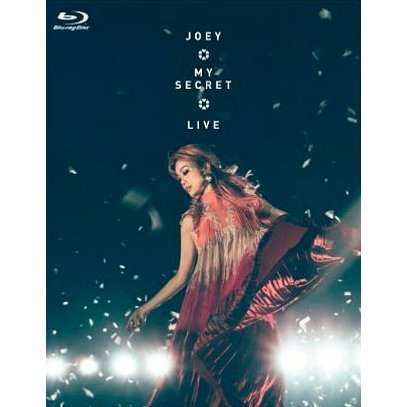 My Secret Live (2Bluray+CD) (Limited Version)