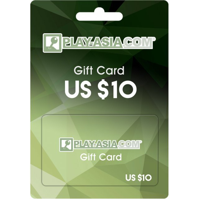 Play-Asia.com Gift Card USD10