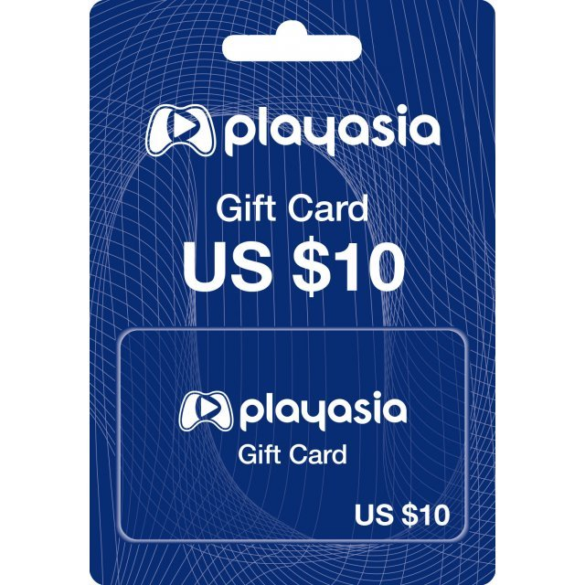 Playasia Gift Card USD10