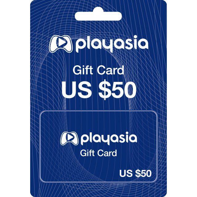 Playasia Gift Card USD50