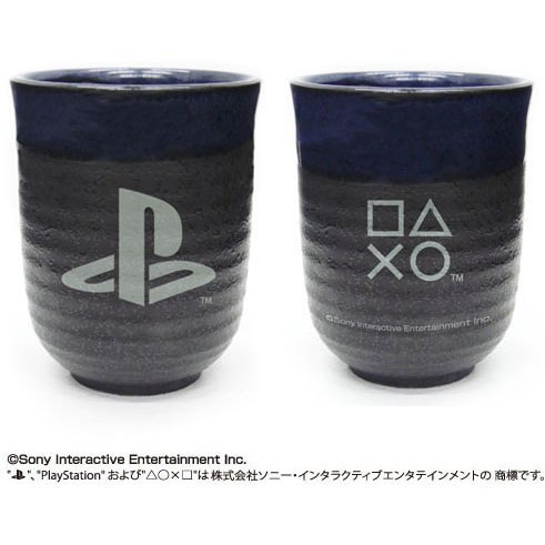 PlayStation Japanese Tea Cup