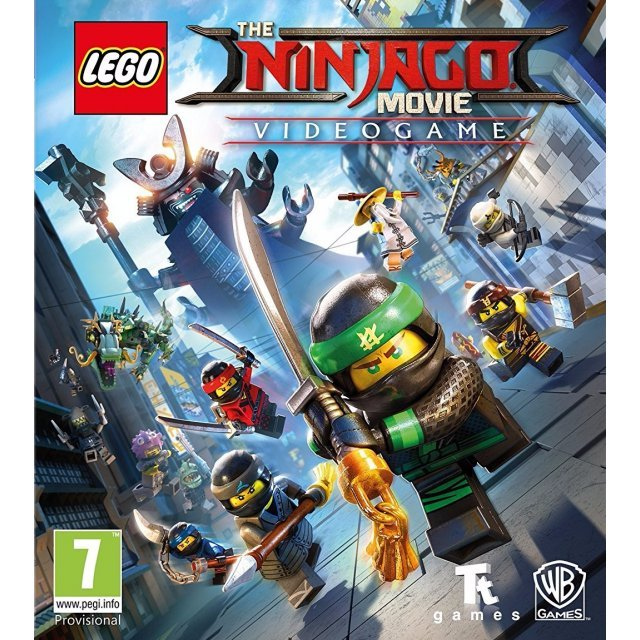 The LEGO NINJAGO Movie Video Game (Steam)