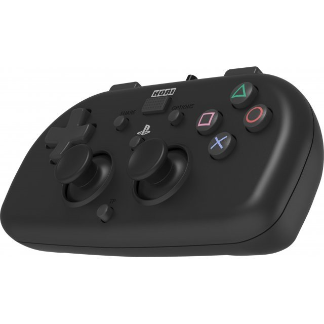 Hori Mini Wired Gamepad for PlayStation 4 (Black)