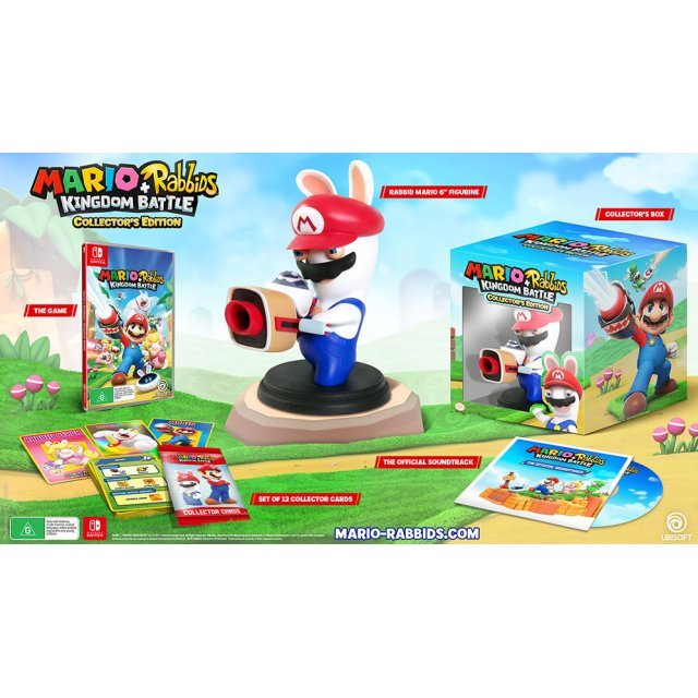 Mario + Rabbids: Kingdom Battle [Collector's Edition]