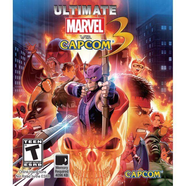 Ultimate Marvel vs. Capcom 3 (...