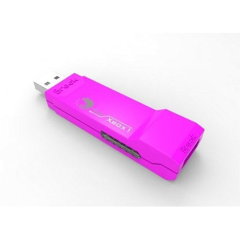 Xbox One to PS4 Converter (Pink)