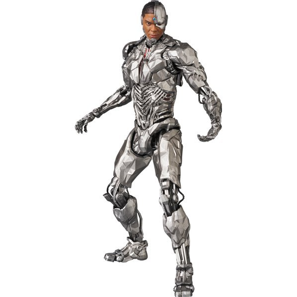 MAFEX Justice League: Cyborg