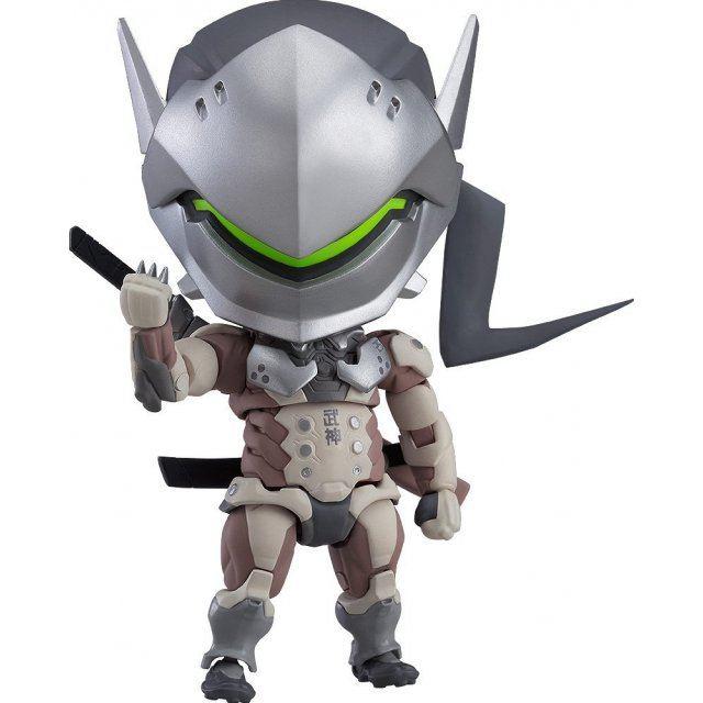 Nendoroid No. 838 Overwatch: Genji Classic Skin Edition