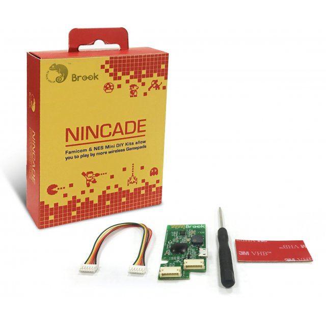 NinCade Board for NES Mini & Famicom