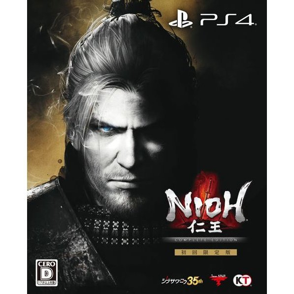 Nioh: Complete Edition [First-Press Limited Edition]